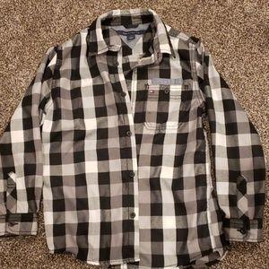 Boys size 7 Tommy Hilfiger shirt